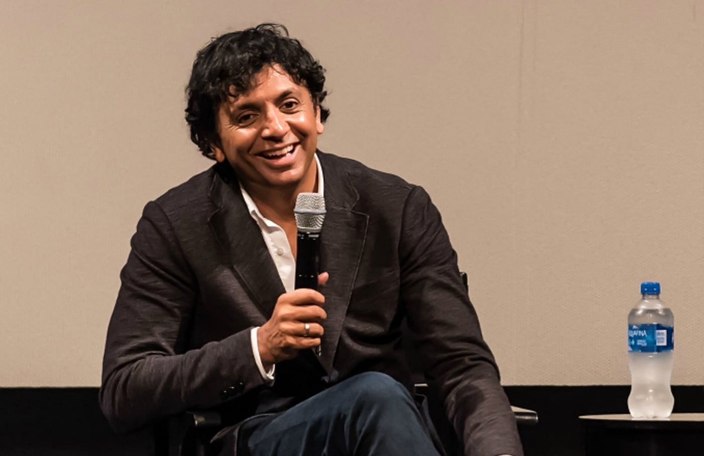 Filmmaker M. Night Shyamalan