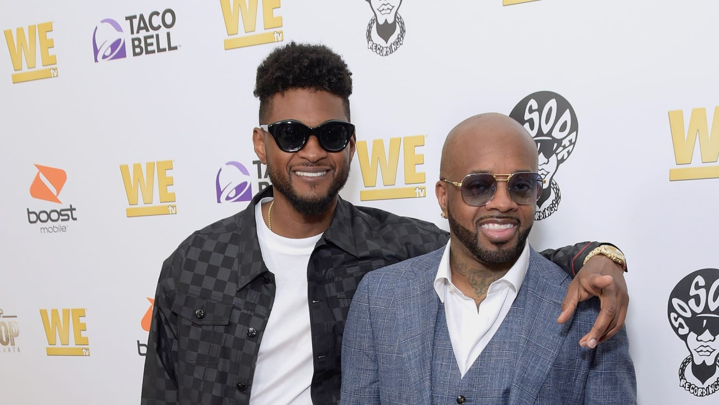 Usher and Dupri