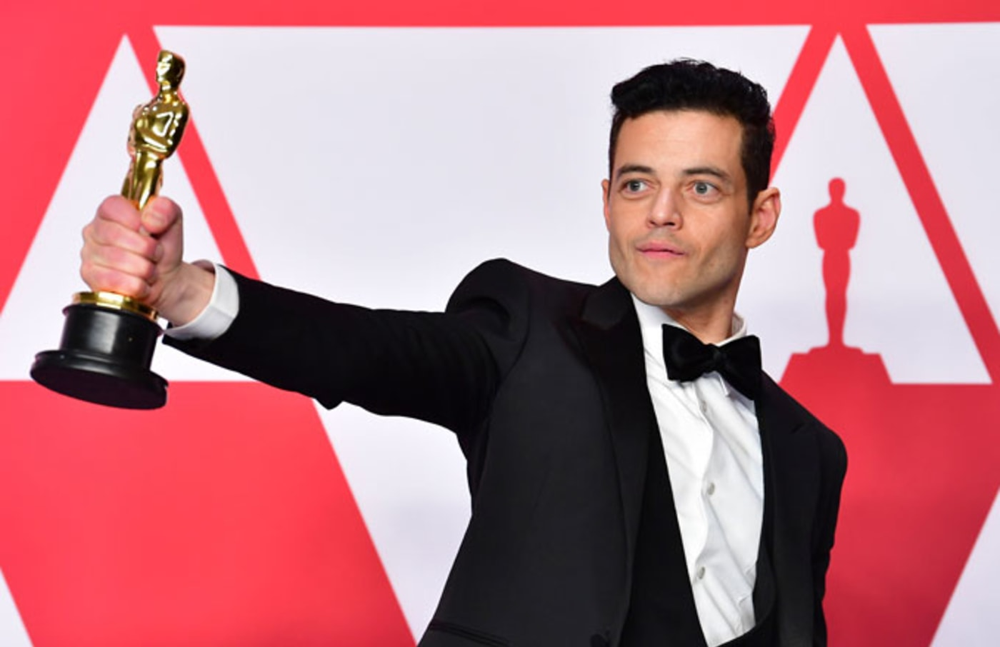 Rami Malek at the Oscars