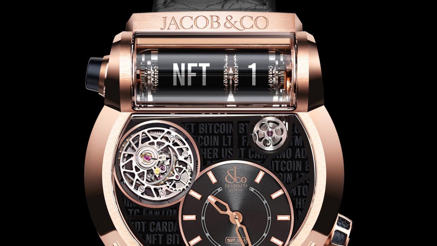 Jacob & Co x ArtGrails
