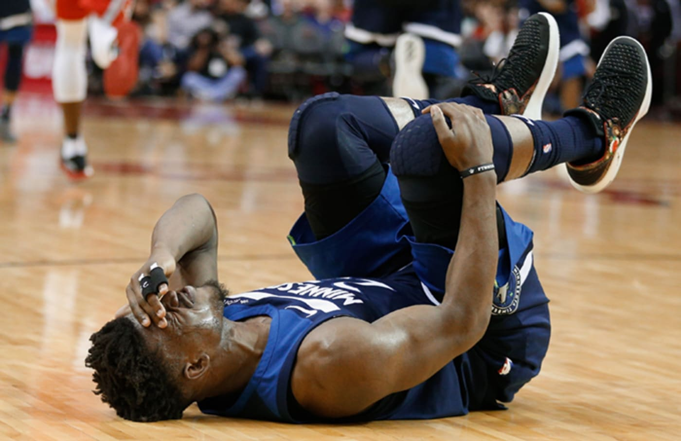 jimmy butler meniscus injury getty