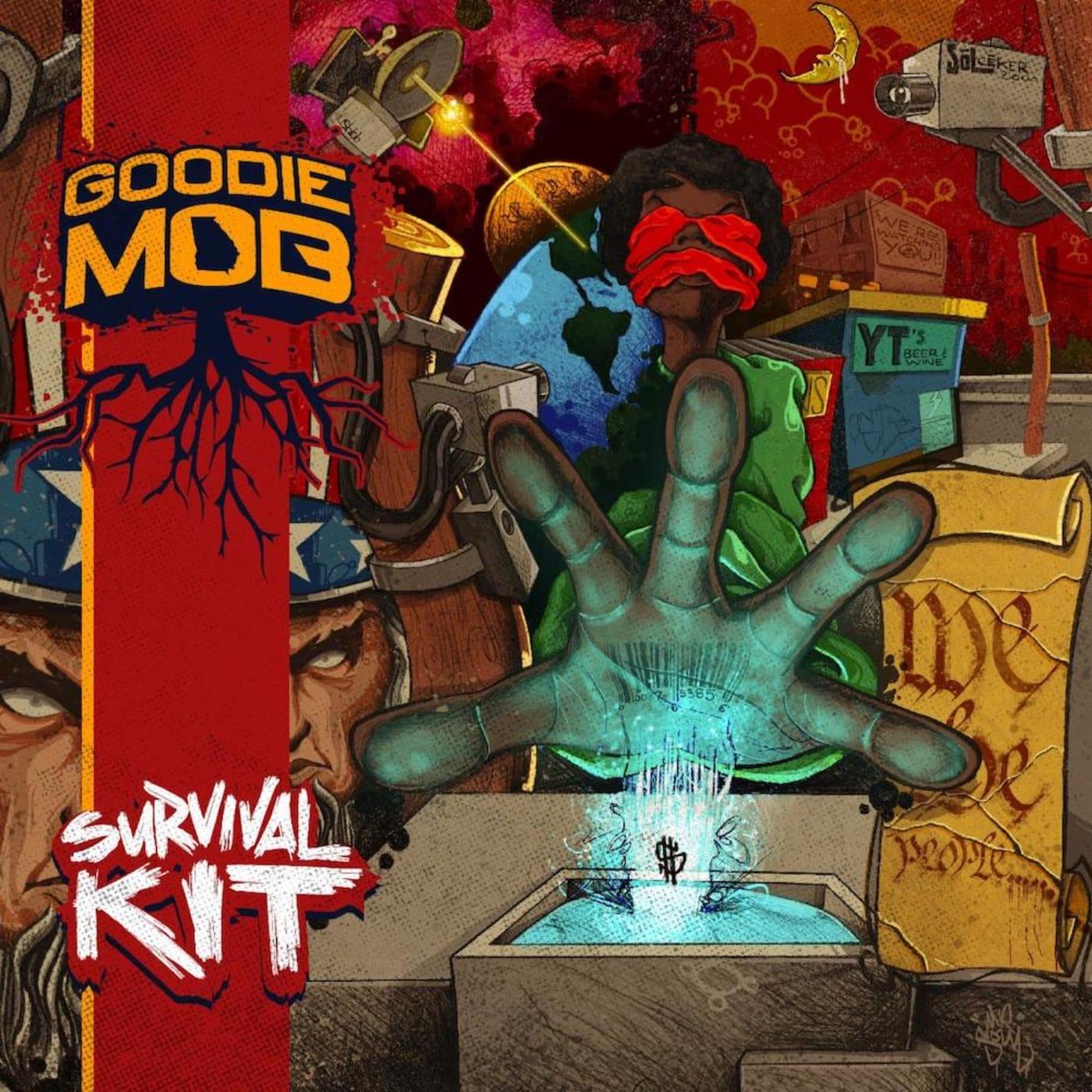Goodie Mob 'Survival Kit'