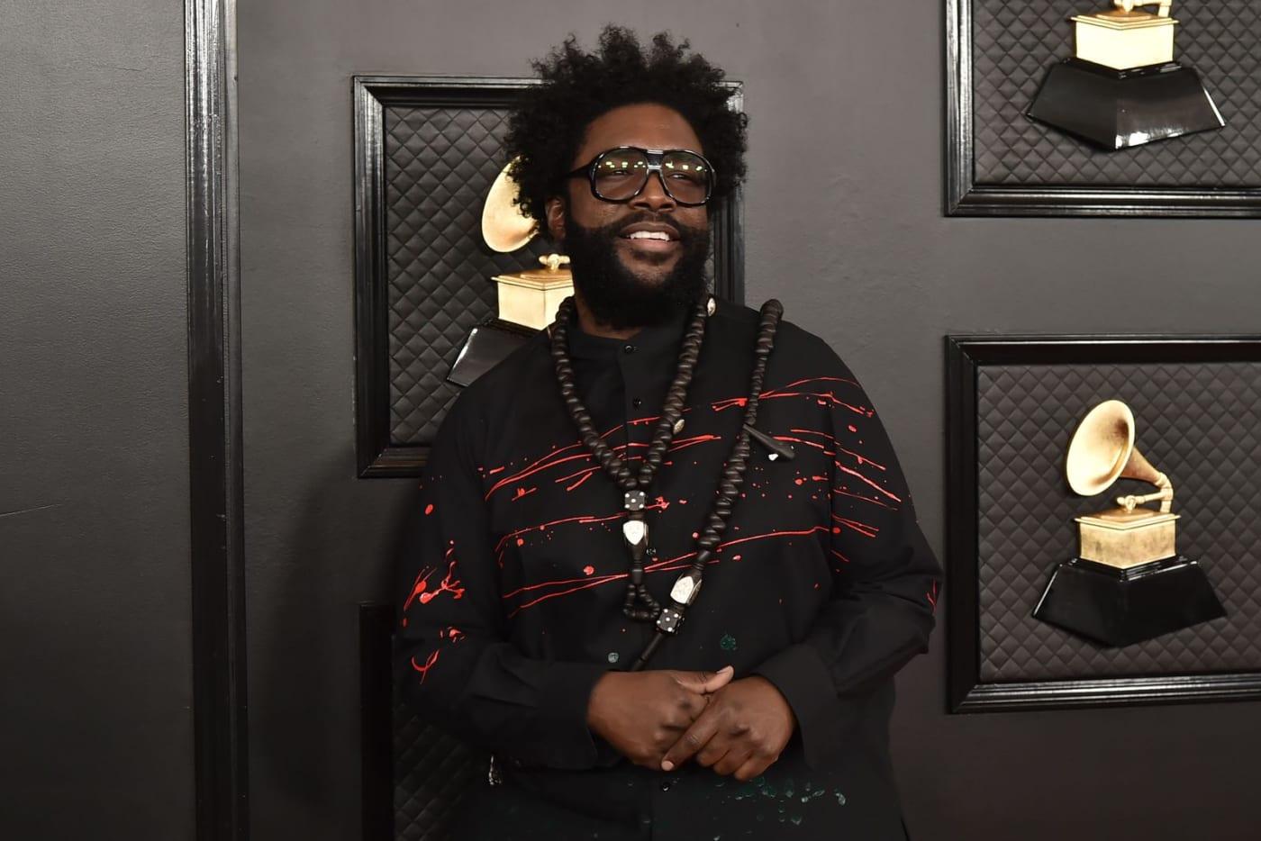 Questlove at 2019 Grammys