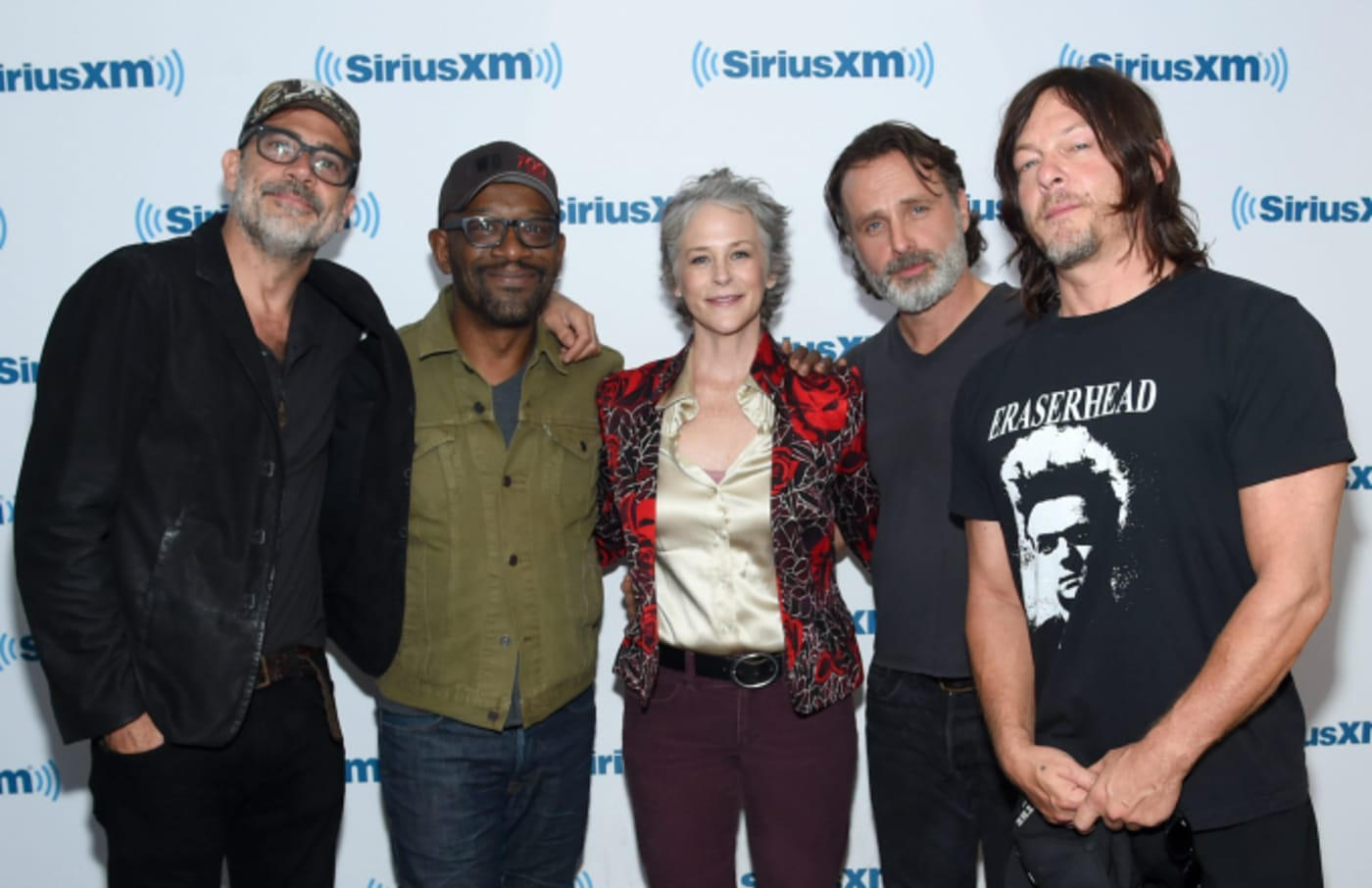 SiriusXM 'Town Hall' with the Cast of The Walking Dead