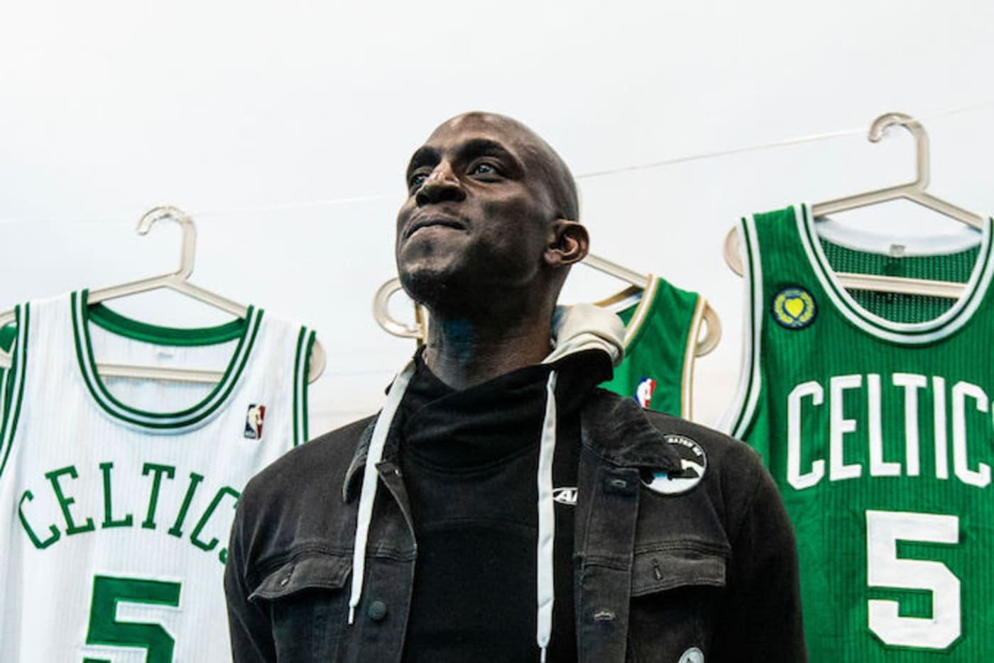 This is a picture of Kevin Garnett.