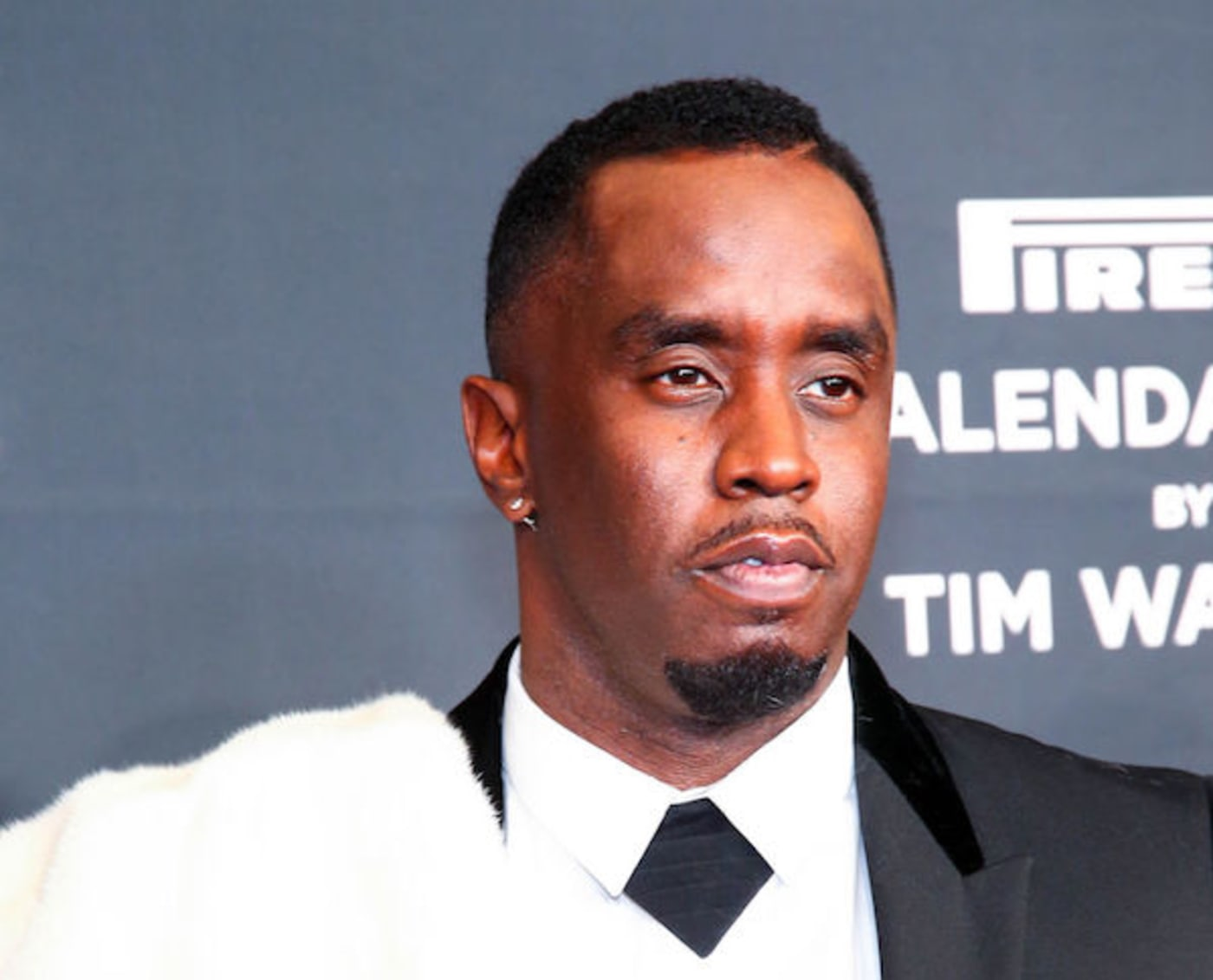 This is a picture of Diddy.
