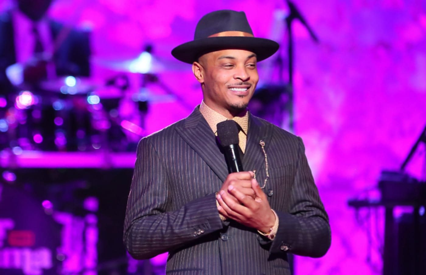 """T.I. performs during VH1's Annual """"Dear Mama: A Love Letter To Mom"""""""