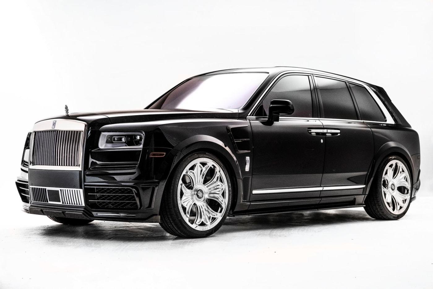 Drake Chrome Hearts Rolls-Royce