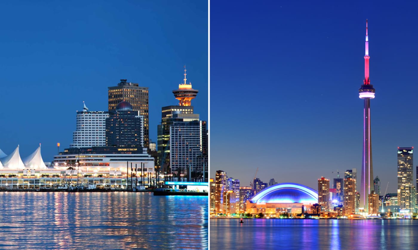 Vancouver And Toronto Named In List Of Greenest Cities In The World
