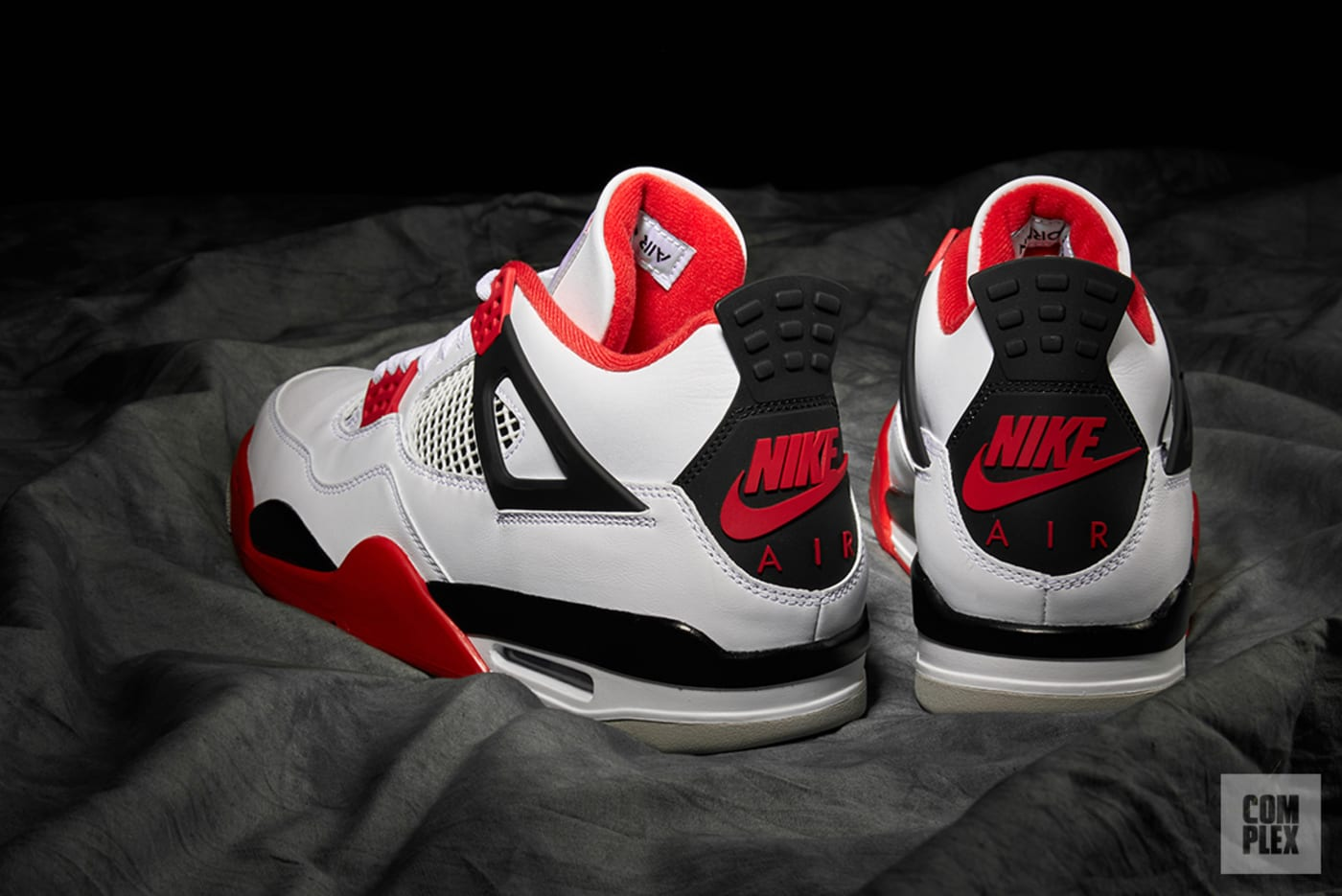 How the Air Jordan 4 'Fire Red' Became a Cultural Icon | Complex