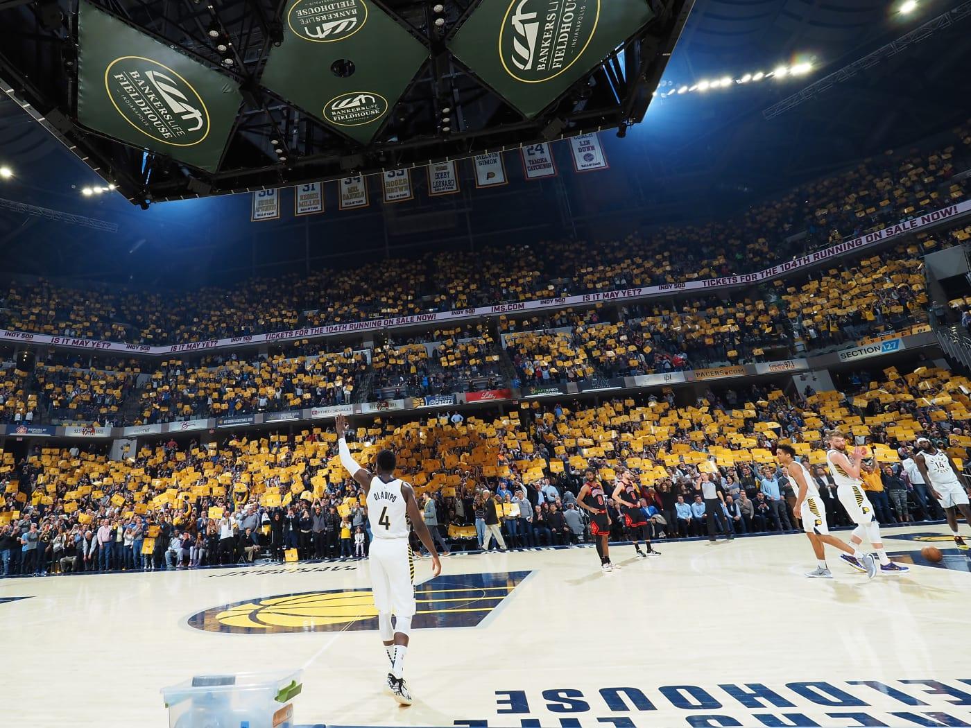 NBA Crowd