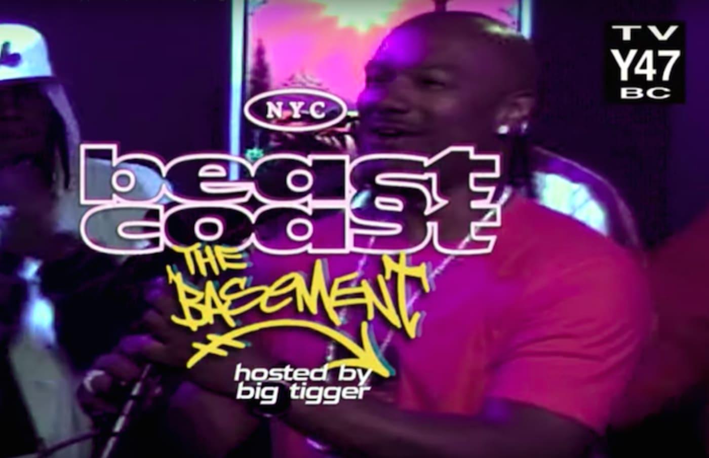 Beast Coast 'Rap City'