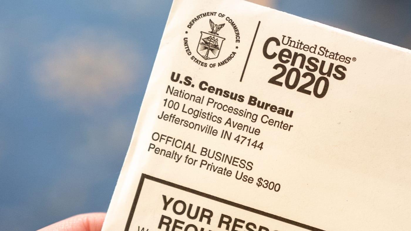 2020 census end