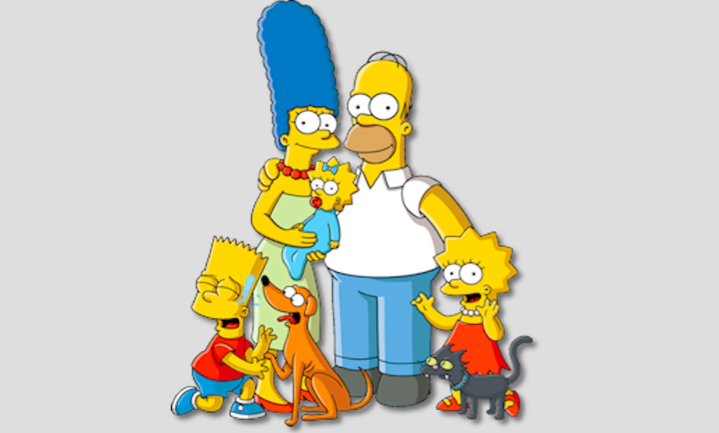best simpsons characters lead