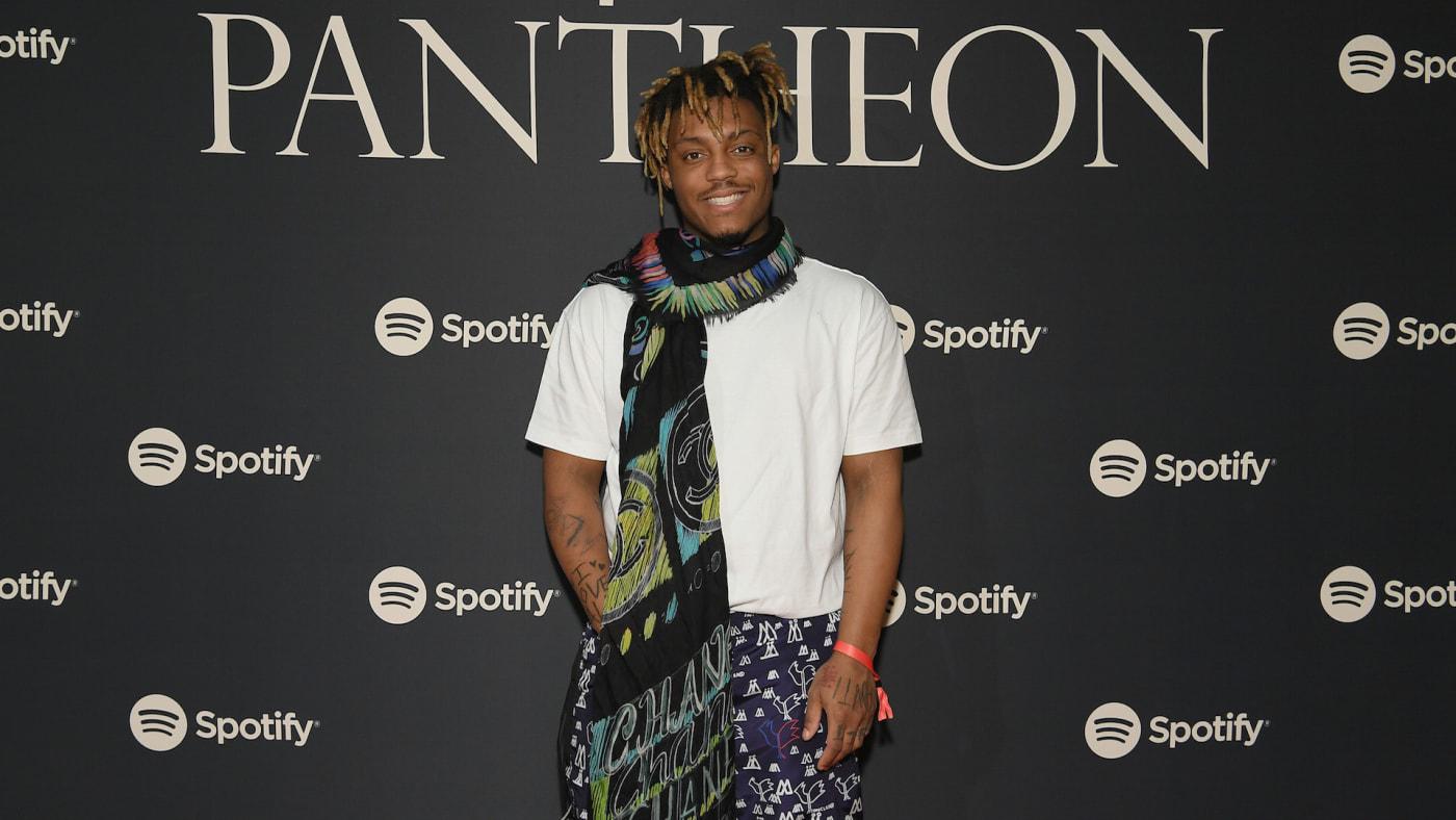 Juice WRLD attends Spotify's RapCaviar Pantheon