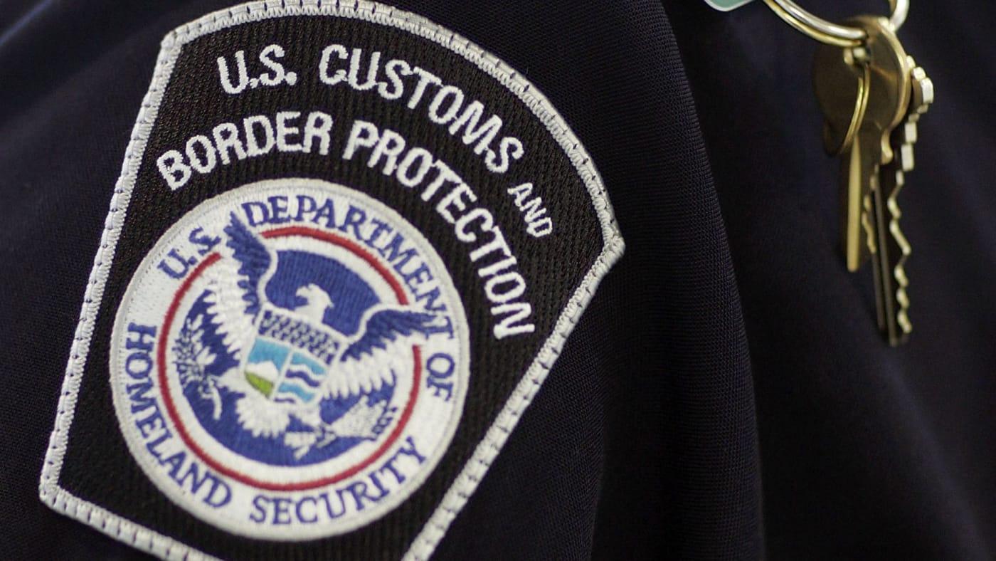 border agent