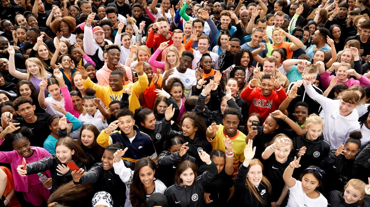 nike youth sport london