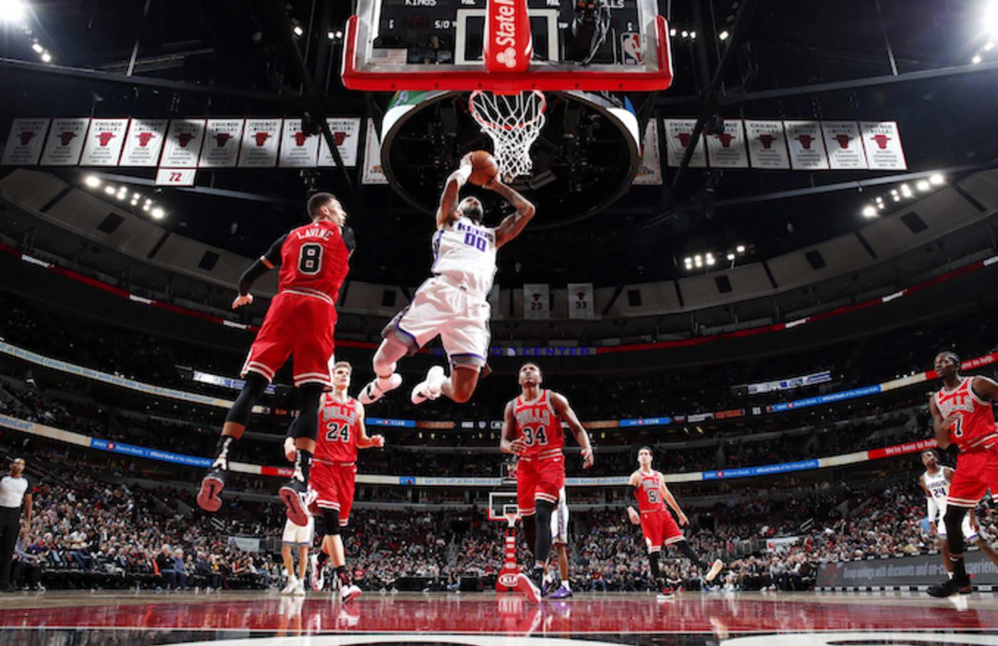 Bulls vs. Kings