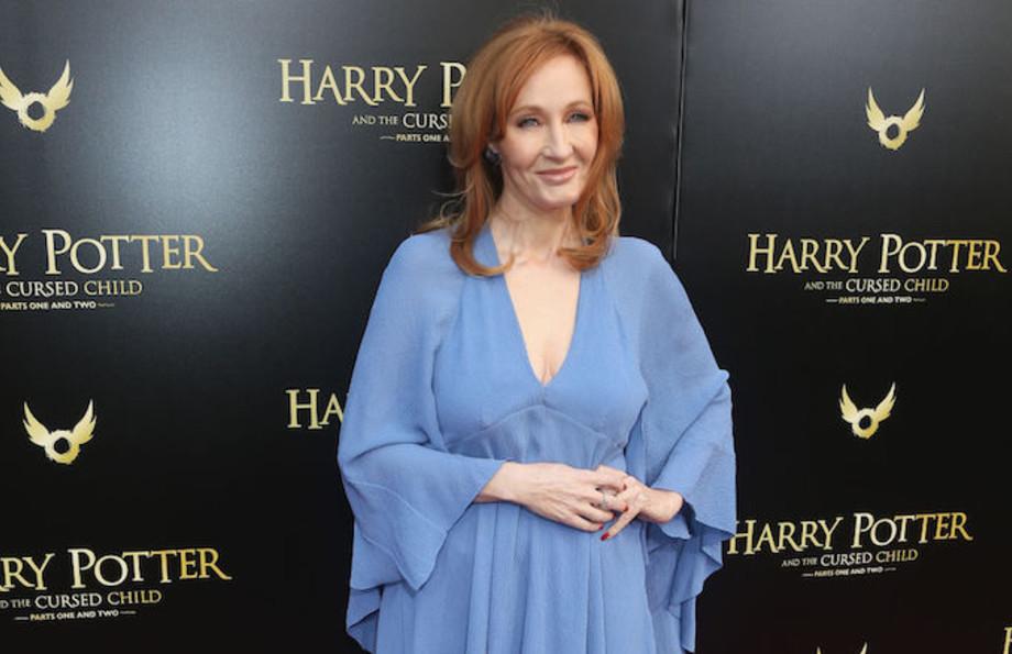 J.K. Rowling 'Fantastic Beasts 2'