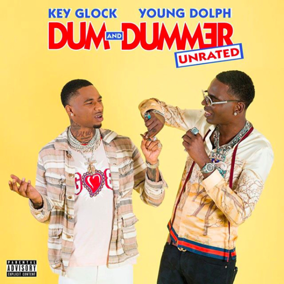Young Dolph and Key Gock 'Dum & Dummer'