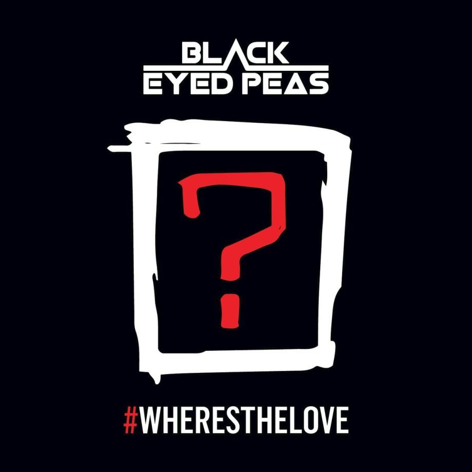 "The Black Eyed Peas ""#WHERESTHELOVE"""