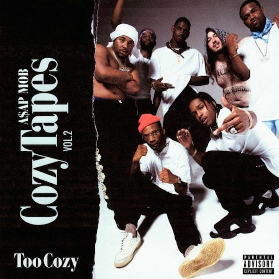 ASAP Mob 'Cozy Tapes Vol. 2: Too Cozy'