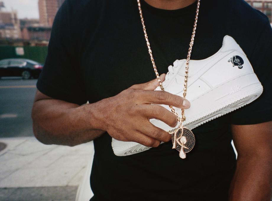 How Kareem 'Biggs' Burke and Roc A Fella Made the Nike Air