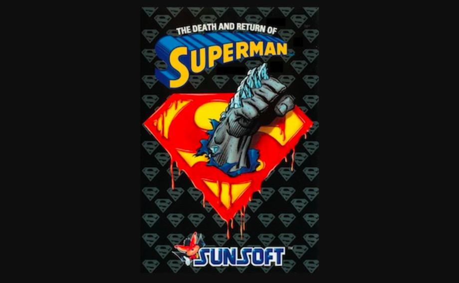 best-super-nintendo-game-death-return-superman