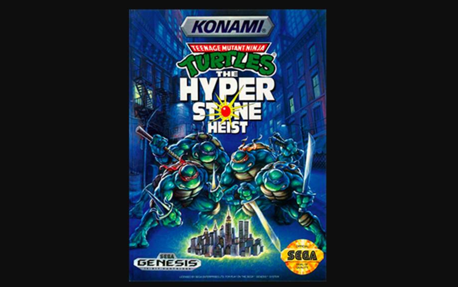 best-sega-genesis-tmnt-hyperstone-heist