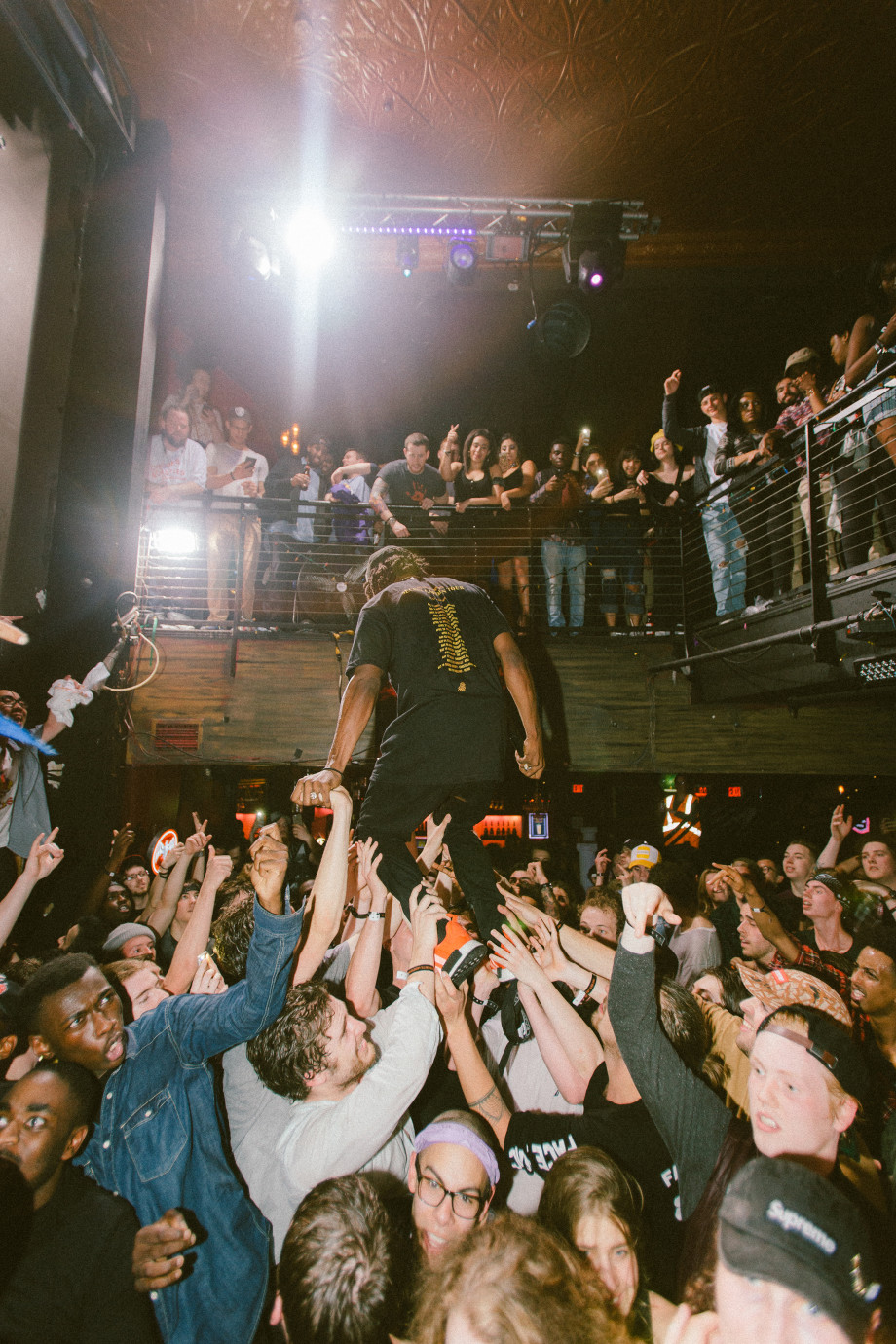 Jazz Cartier Red Bull Sound Select Tour 8