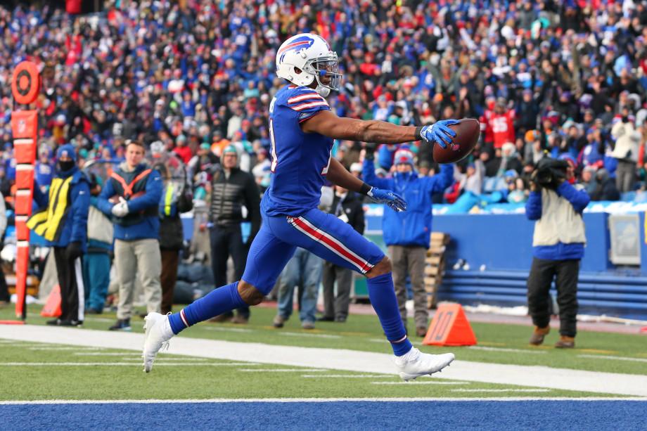Zay Jones Bills Dolphins 2018