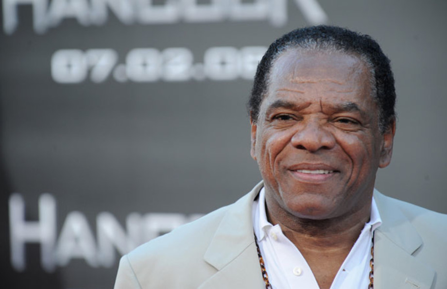 The late John Witherspoon