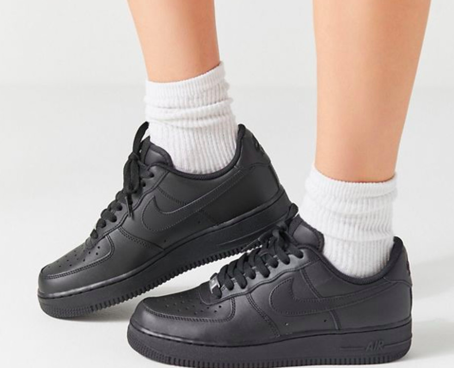 Men's Nike Air Force 1 Black AA5122 001 Boys Casual Shoes Sneakers AA5122 001