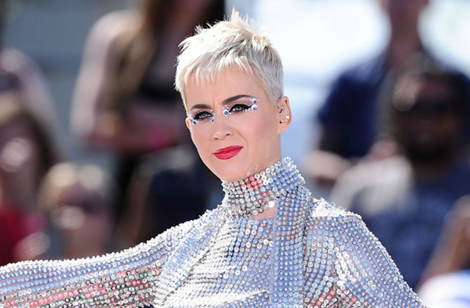 This is a photo of Katy Perry.