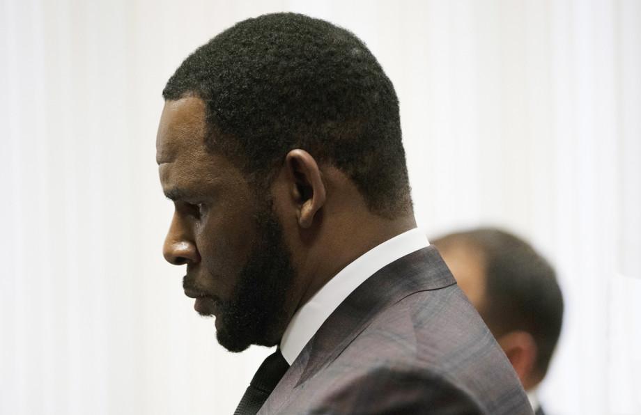 R Kelly Trial Getty E. Jason Wambsgans