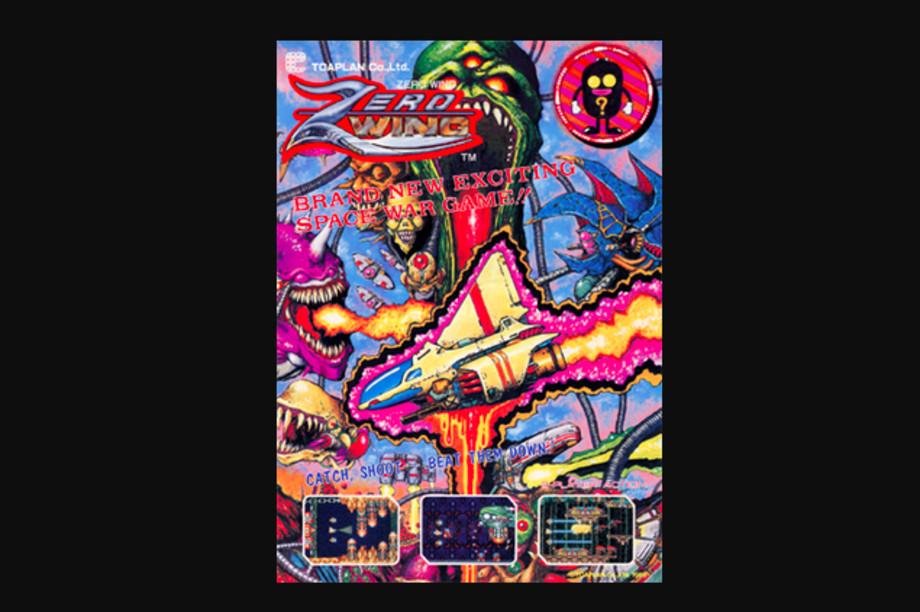 best-sega-genesis-zero-wing