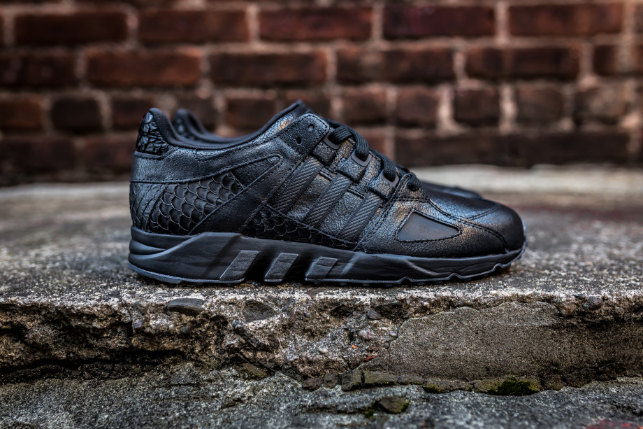 "Pusha T x adidas EQT Running Guidance '93 ""Black Market"""