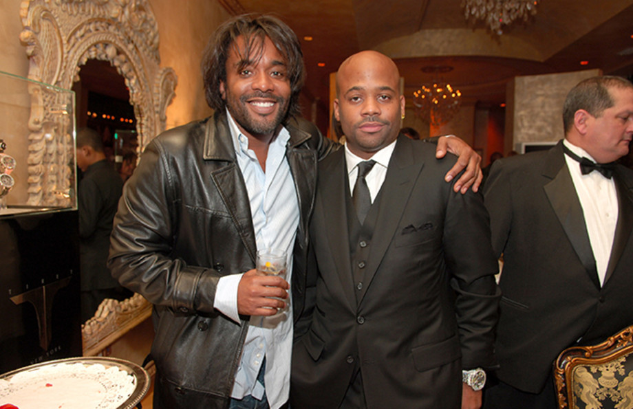 Lee Daniels and Dame Dash