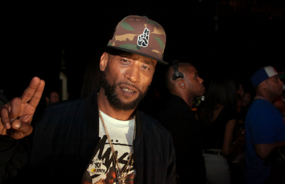 Lord Jamar attends the YO! MTV Raps 30th Anniversary Live Event
