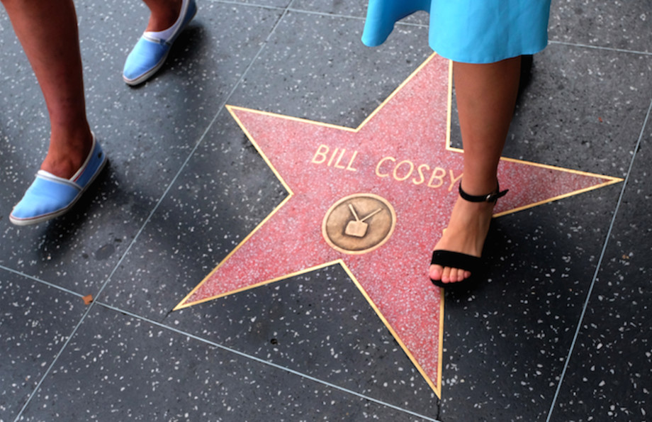 Bill Cosby Hollywood Walk of Fame Star