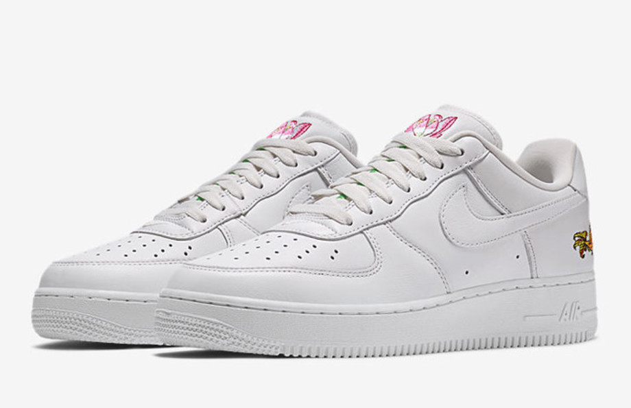 Nike Air Force 1 Lunar New Year White
