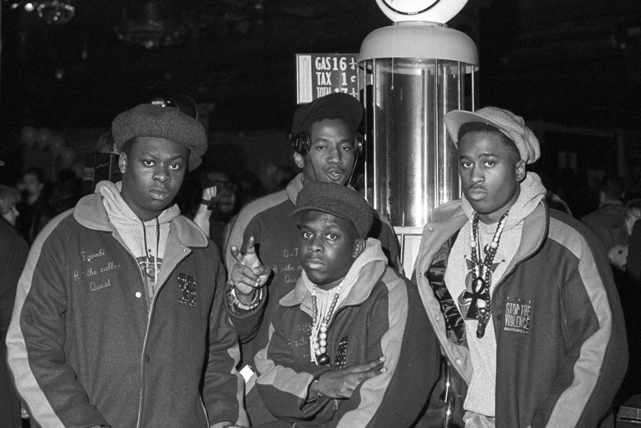 Tribe Called Quest 1990