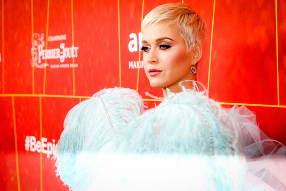 This is a picture of Katy Perry.