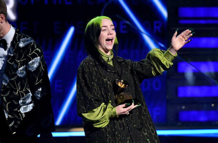 Billie Grammys