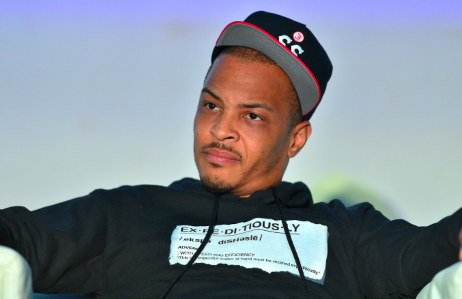T.I. attends 2019 A3C Festival & conference at Atlanta Convention center