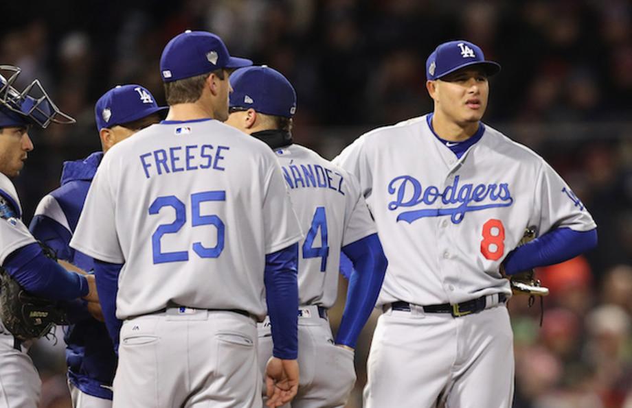 Dodgers, Manny Machado