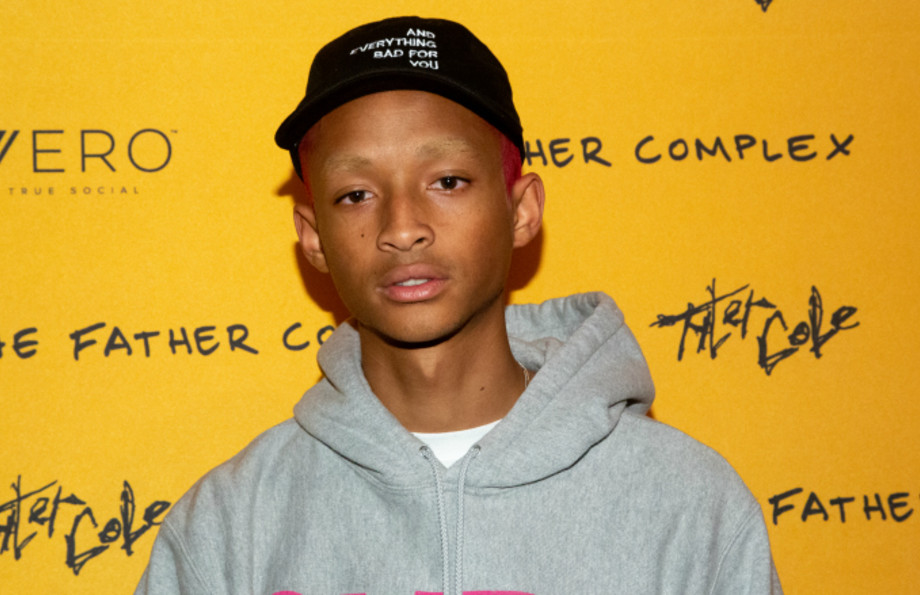 Jaden Smith attends VERO's celebration of Tyler Cole with Willow Smith