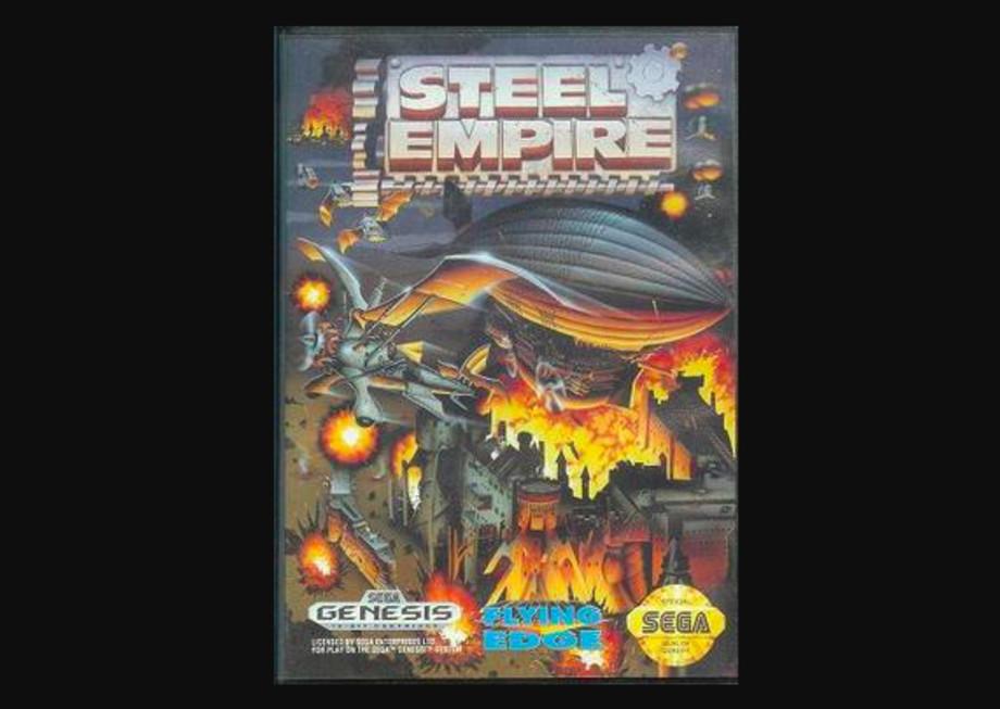 best-sega-genesis-steel-empire