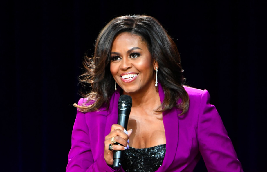 'Becoming: An Intimate Conversation with Michelle Obama'