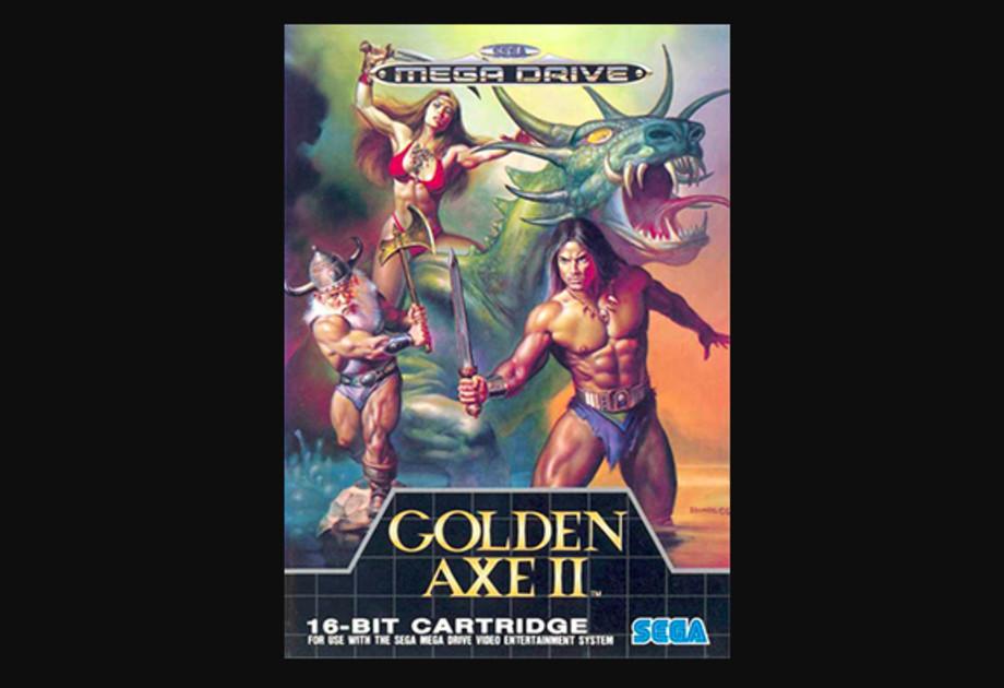 best-sega-genesis-golden-axe-ii